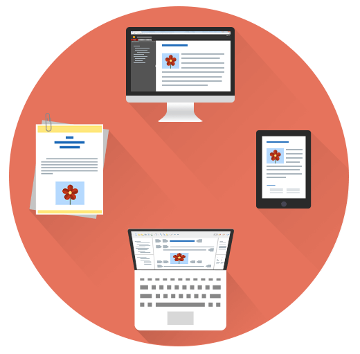 What are the Benefits of  Authoring and Publishing Software?